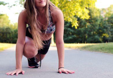 Odpowiedni trening miarę sukcesu sportowca