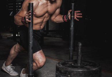 Suplementy spożywane przed jak i po treningu