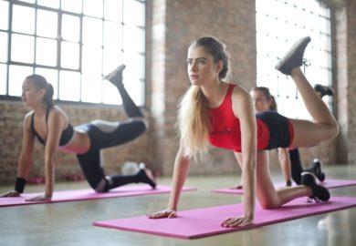 Ćwiczenia rozciągające przed treningiem